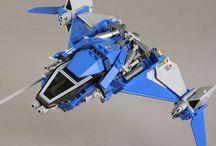 Lego - Spaceships