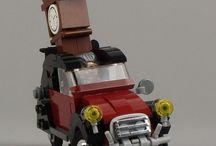 Lego - Vehicles