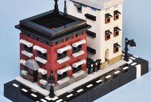 Lego - Micropolis and Microscale
