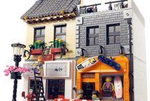 Lego - Buildings