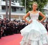 Red Carpet / As seen on and Style Inspirations