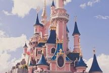 Disney / My Love and Dreams for Disney Style and Magic
