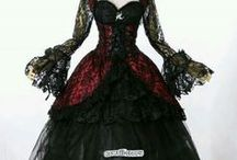 Steampunk/Pirate Clothing