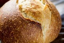 Sourdough / All about sourdough.  How to make a starter and then all the amazing recipes it can be used in.
