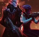 re; it will go wrong ( NYREEN/ARIA ) / nyreen kandros x aria t'loak » mass effect