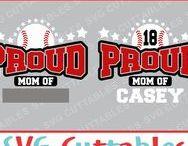 Baseball svg cut files / Baseball, Softball cut files svg, eps, dxf, png, Silhouette Cameo, Silhouette, Cricut, Cricut Design Space, svg cutting files, vectors, templates, svg cuttables, vinyl cutter, decals, t-shirt designs, svg cut files