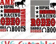 Rodeo svg cut files / Rodeo cut files svg, eps, dxf, png, Silhouette Cameo, Silhouette, Cricut, Cricut Design Space, svg cutting files, vectors, templates, svg cuttables, vinyl cutter, decals, t-shirt designs, svg cut files