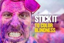 Color Bombs Everywhere / We enjoy having the distinct pleasure of raining COLOR BOMBS down on you, but we hope your finding rad color combo's all year long. / by Color Me Rad 5K