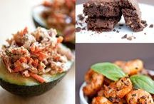 meal ideas / by Beth Marconnet