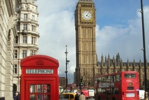 LONDON, MY HOME / by Nicole LeMieux