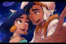 Aladdin - Board 1 / by Elizabeth S.