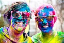 Fitness Inspiration / We love getting #RAD with you and want to know what inspires you to keep moving. If you'd like to be a contributor follow us and write in the comments of the most recent pin.  / by Color Me Rad 5K
