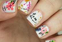 Pretty Nails! / Nail art... Express yourself! / by Michelle Scott