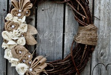 Wreaths / by Elizabeth S.