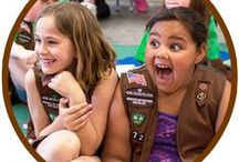 Girl Scout Brownies / Badge/Journey earning activities and meeting ideas for Brownies