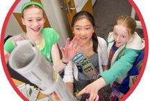 Girl Scout Cadettes / Badge/Journey earning activities and meeting ideas for Cadettes