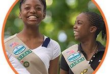Girl Scout Seniors / Badge/Journey earning activities and meeting ideas for Seniors