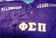 Phi Sigma Pi / I'm an alumni of the Alpha Theta Chapter at Rutgers University.  / by Emily D