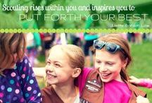 Girl Scout Quotes / by Girl Scouts River Valleys