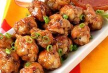 Chicken Recipes / by Raining Hot Coupons