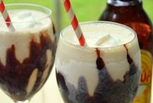 Drink Recipes / Here are the best drink recipes (adult drinks and kid friendly drinks)!