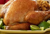 Turkey Recipes / Healthy Turkey Recipes that will tingle your taste buds! / by Raining Hot Coupons