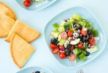 Salad Recipes / Enjoy these delicious pasta, potato, green and fruit salad recipes!