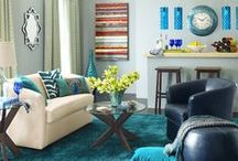 Blue & Turquoise / by Pier 1 Imports
