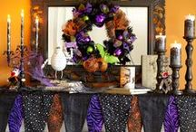 Halloween Decorating 2013 by Pier 1 / You've picked out your Halloween costume, but what's your house wearing this year? We have a few suggestions for fun, spooky decorations. / by Pier 1 Imports