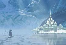 Frozen / by Elizabeth S.