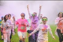 5K Running Tips / Whether you're running, walking, army crawling or kayaking a Color Me Rad 5K, we're got you covered with some running tips here. We want you to contribute! Follow our board and comment on a recent pin to join!  / by Color Me Rad 5K
