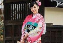 Kimono - Warm Colors 2 / by Elizabeth S.