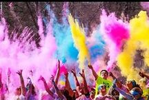 Getting RAD in 2014 / by Color Me Rad 5K