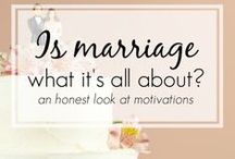 Marriage / marriage, married life, wedding, wedding planning, anniversary, relationship, husband, wife, spouse, marriage advice, marriage articles, marriage resources
