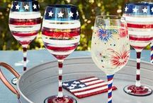 All-American Celebration / What's more American than apple pie? Fireworks. Giving thanks. And family traditions that span generations. This summer, let's make every moment one worth celebrating. From red, white and blue accent pieces to time-honored furniture collections, we've got just the things to inspire you.  / by Pier 1 Imports