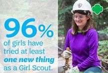 Facts About Girl Scouts / by Girl Scouts River Valleys