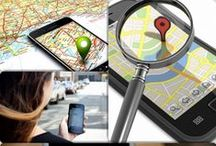 Phone Tracker app Project / Free Online App for tracking mobile devices.