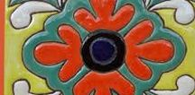Decorative Tiles & Mandalas