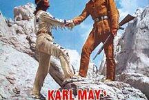 Karl May Filme / Winnetou und Old Shatterhand