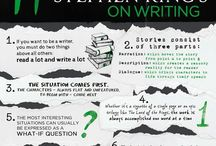 Writing / I love reading these writing posts. Some are practical, others are informative. They're a great way to get answers to the questions you would not even think of otherwise.