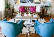 Home Decor Inspiration / Styles that inspire us!