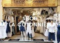 """Shop """"La Cotonnière"""""""