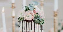 Drip Wedding Cakes / Drip Wedding Cakes, Hochzeitstorten, Hochzeitstrends