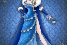 Elsa / Disney