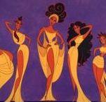 A római istennők