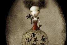 Art, Illustration & cuties / by Lyda M