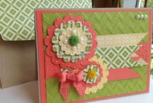 Cards, paper craft projects, and lots of Stampin' Up / by Leanne James