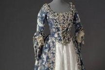 18th Century/Colonial Things That I Love/Want / I am a colonial reenactor and love being inspired for new gowns to sew!