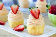 Cupcakes Bake the World a Better Place / Hey there cupcake ;)  #desserts #baking #cupcakes