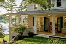 Home Exteriors Inspirations / by Sarah Lewis